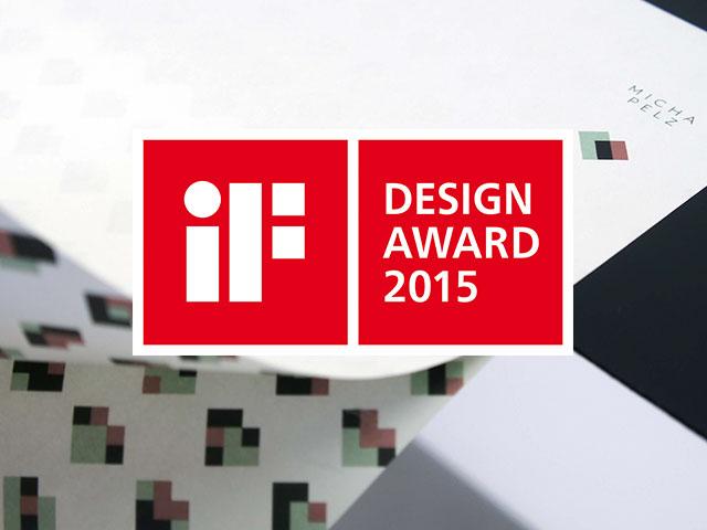 iF Design Award Micha Pelz Coiffure