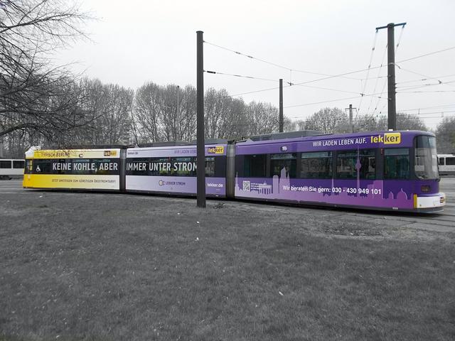 Tram Design lekker